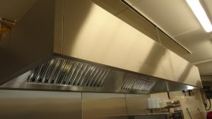 Leigh Tec Systems Commercial Kitchen Canopies